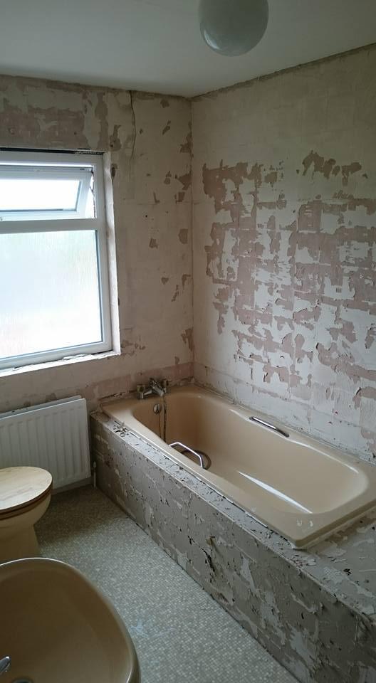 Bathroom Suite Refit - Bathroom refit